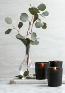 Fleur-bougies-deuil
